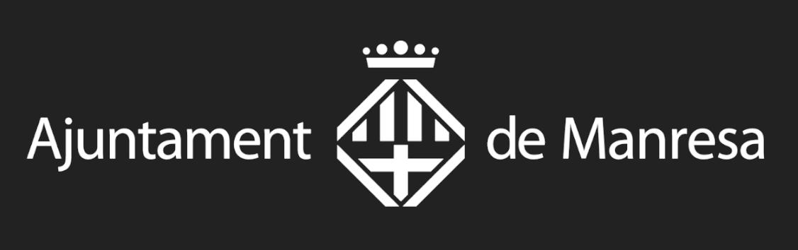 logotip ajuntament de Manresa