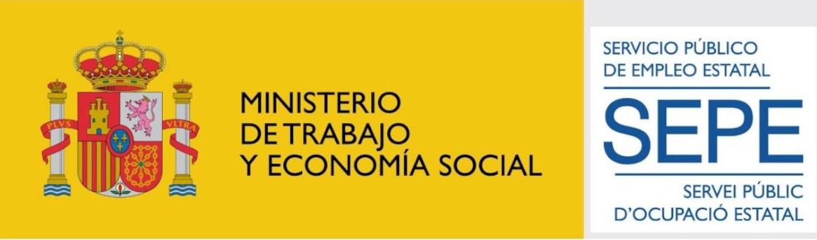logotip ministerio de trabajo y econimía